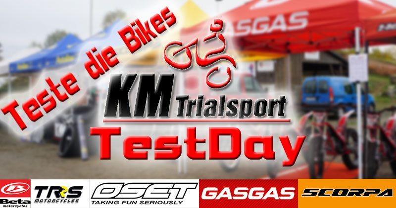 KM-TRIALSPORT-TestDay in Werl
