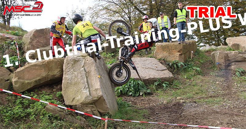 1. Clubtrial-Training-PLUS Werl
